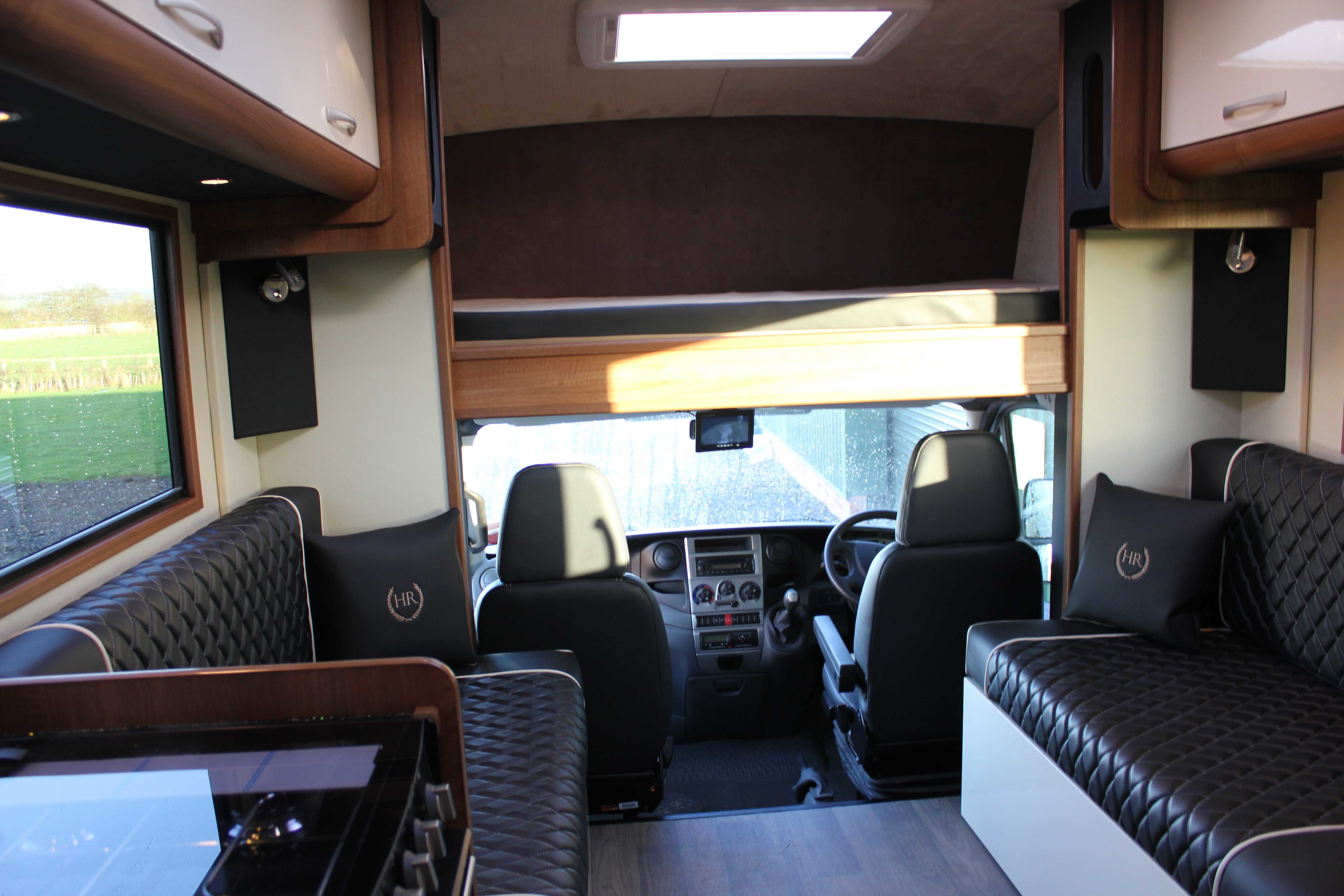 Race Car For Sale >> Stunning Motorhome Car Carrier 6 Berth 7 T Iveco Daily ...