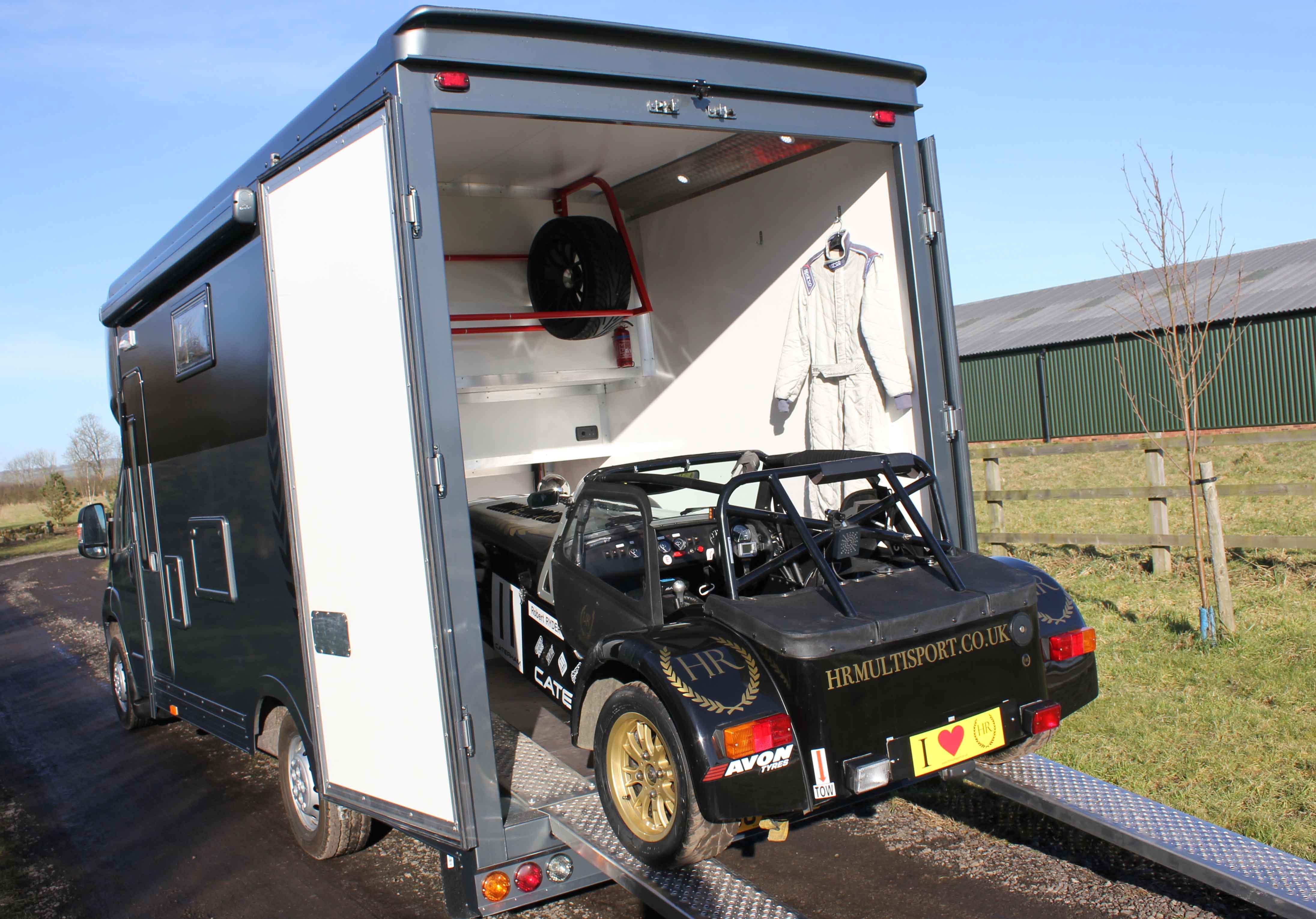 3 5T Car Carrier Sportshome