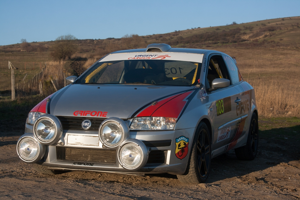 Fiat Stilo Abarth Trophy Rally Cars For Sale At Raced