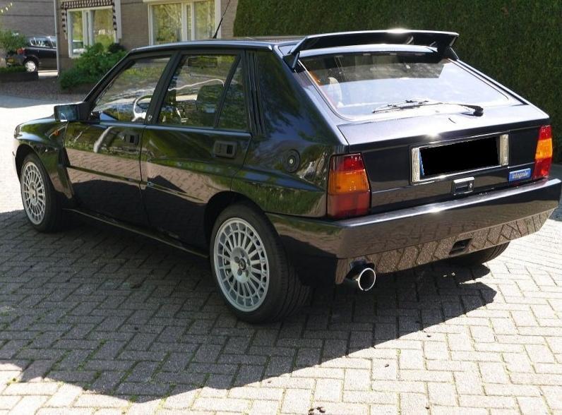 Performance Trackday Cars: Lancia Delta Integrale Evo 16v