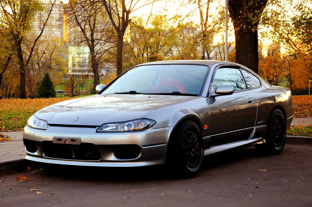 Performance Trackday Cars For Sale At: Nissan Silvia S15 LS1 Drift Spec