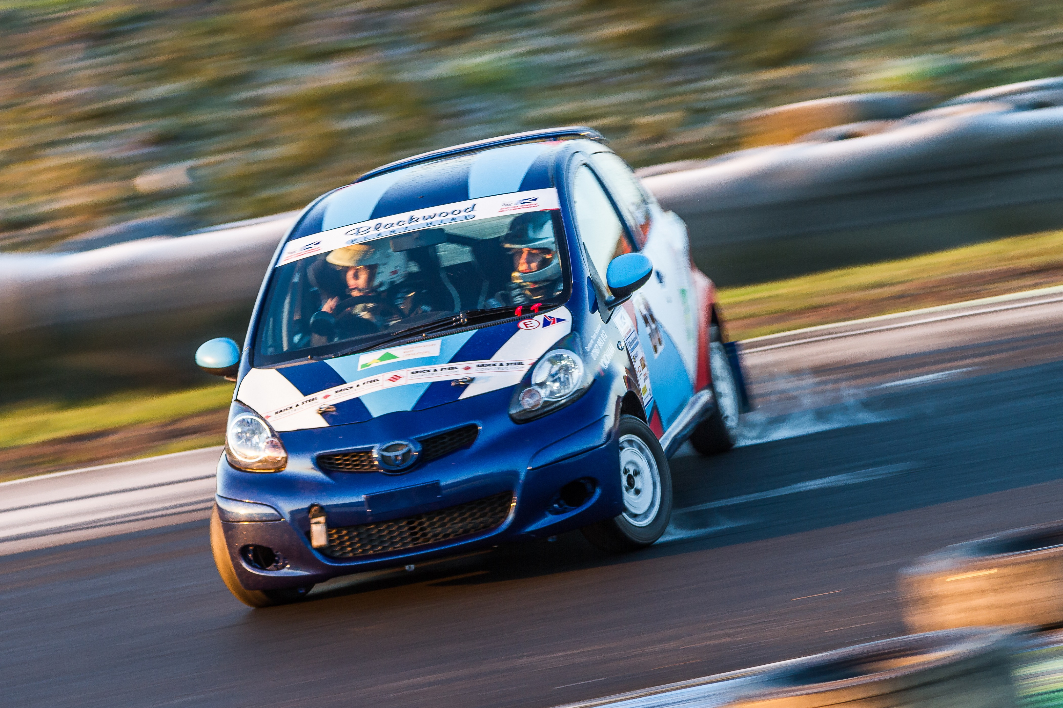 Toyota Aygo Junior Rally Car (J1000) | Rally Cars for sale at ...