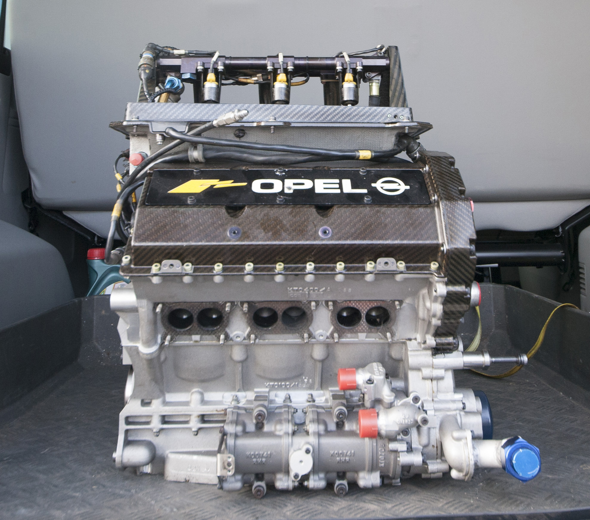 Cosworth KF Engine