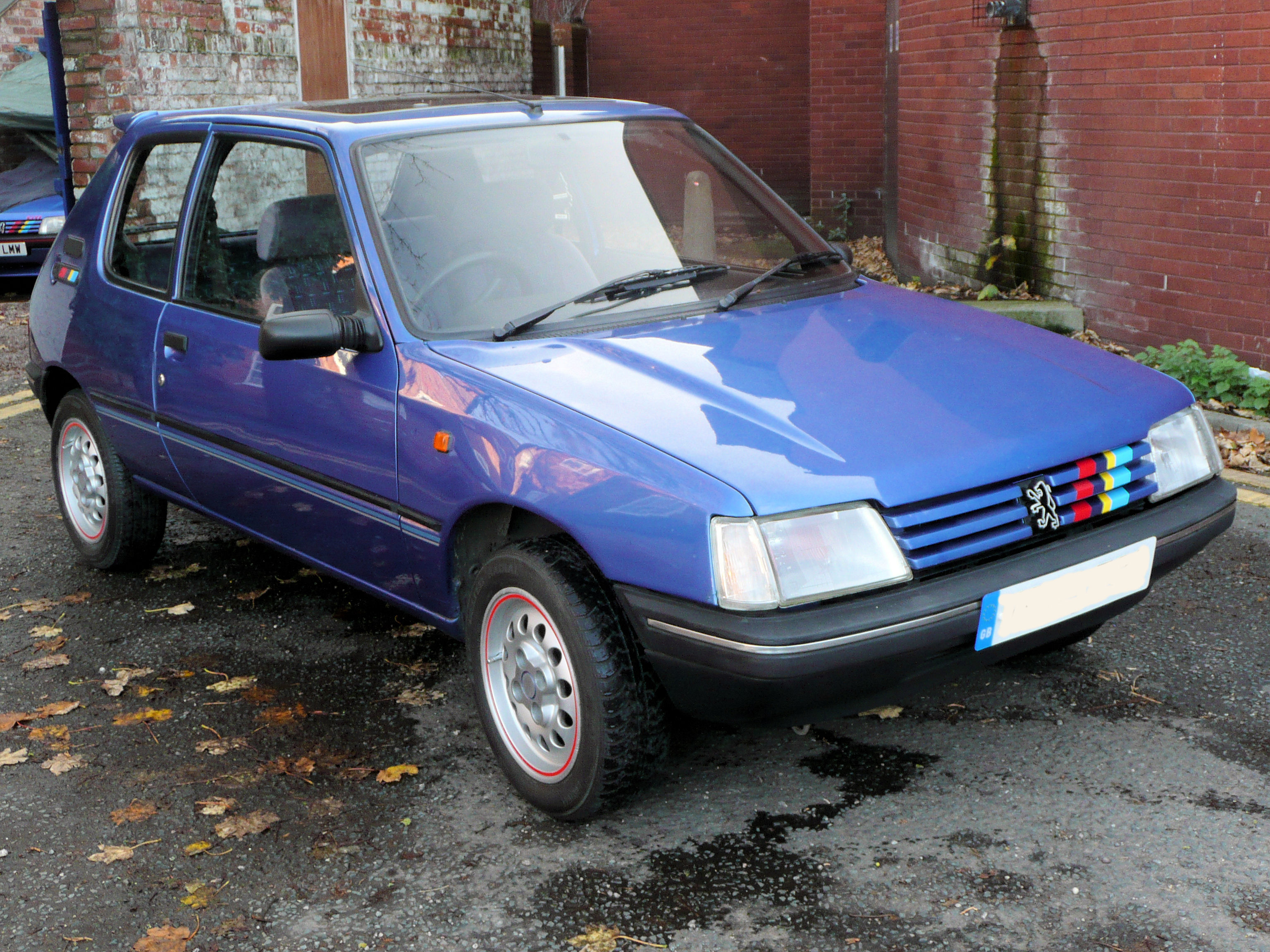 1996 Peugeot 205 | Classic & Vintage cars for sale at ...