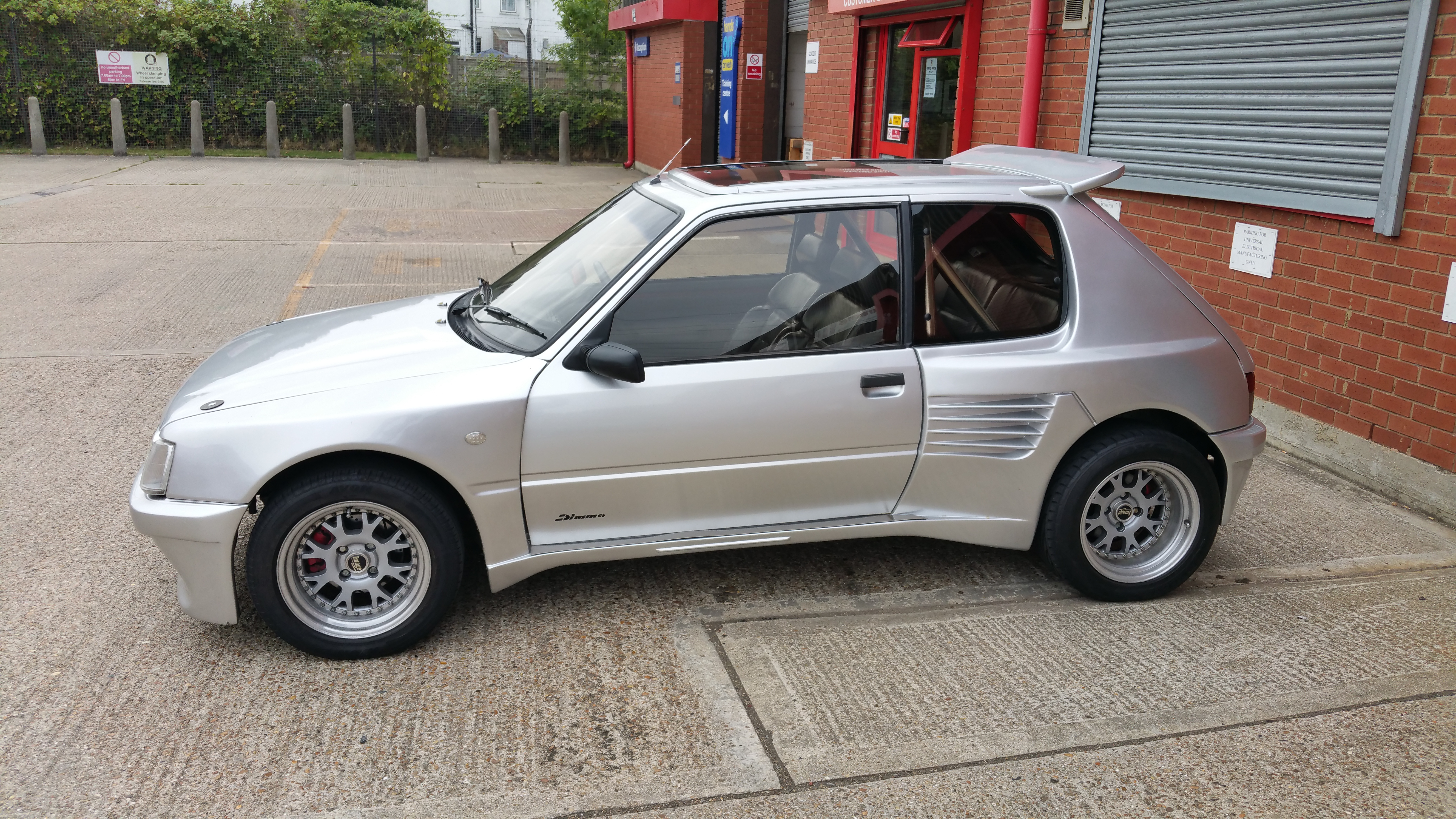 Peugeot 205 GTi Dimma | Performance & Trackday Cars for ...