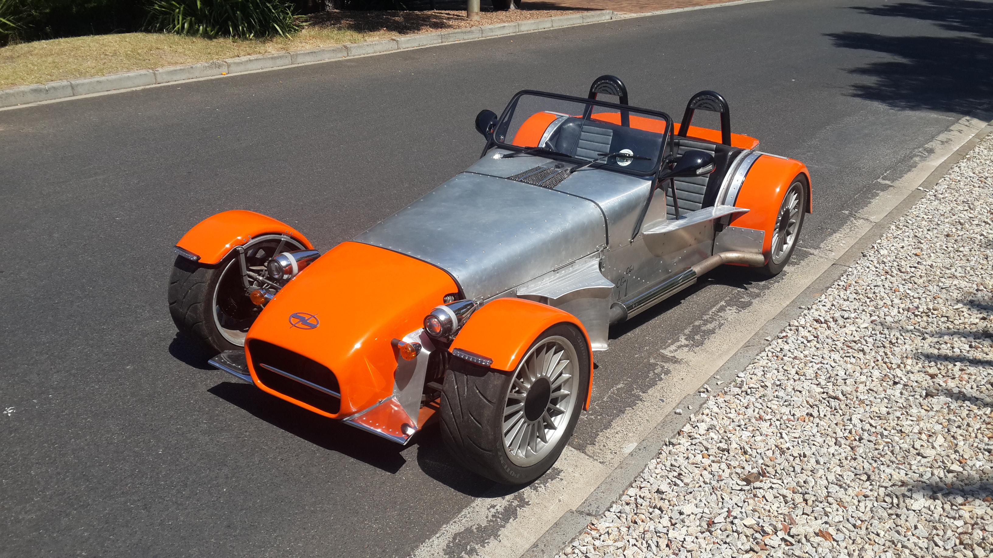 Lotus 7 Replica, Professionally Built