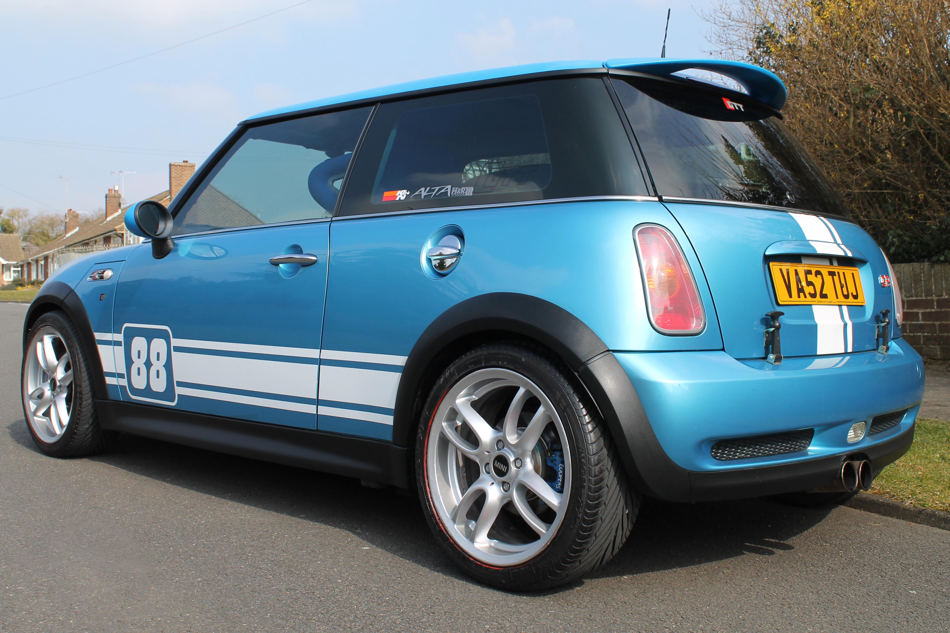 Off Road Mini Cooper >> Track ready, road legal Mini Cooper S GTT (250bhp ...