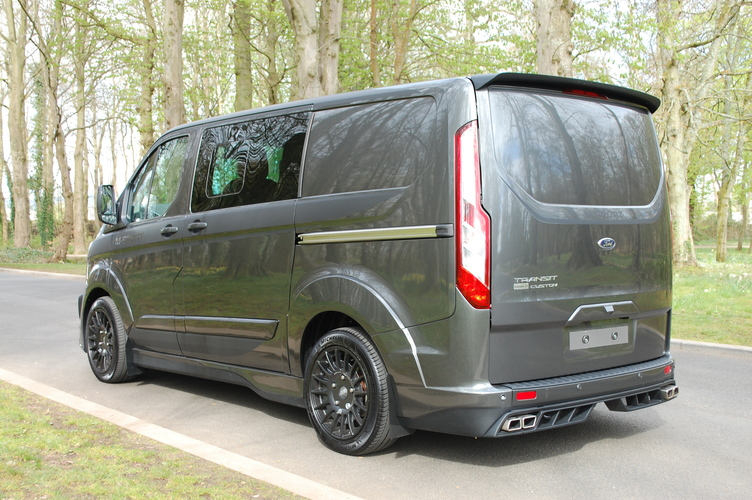 m sport transit custom crew van available for immediate. Black Bedroom Furniture Sets. Home Design Ideas