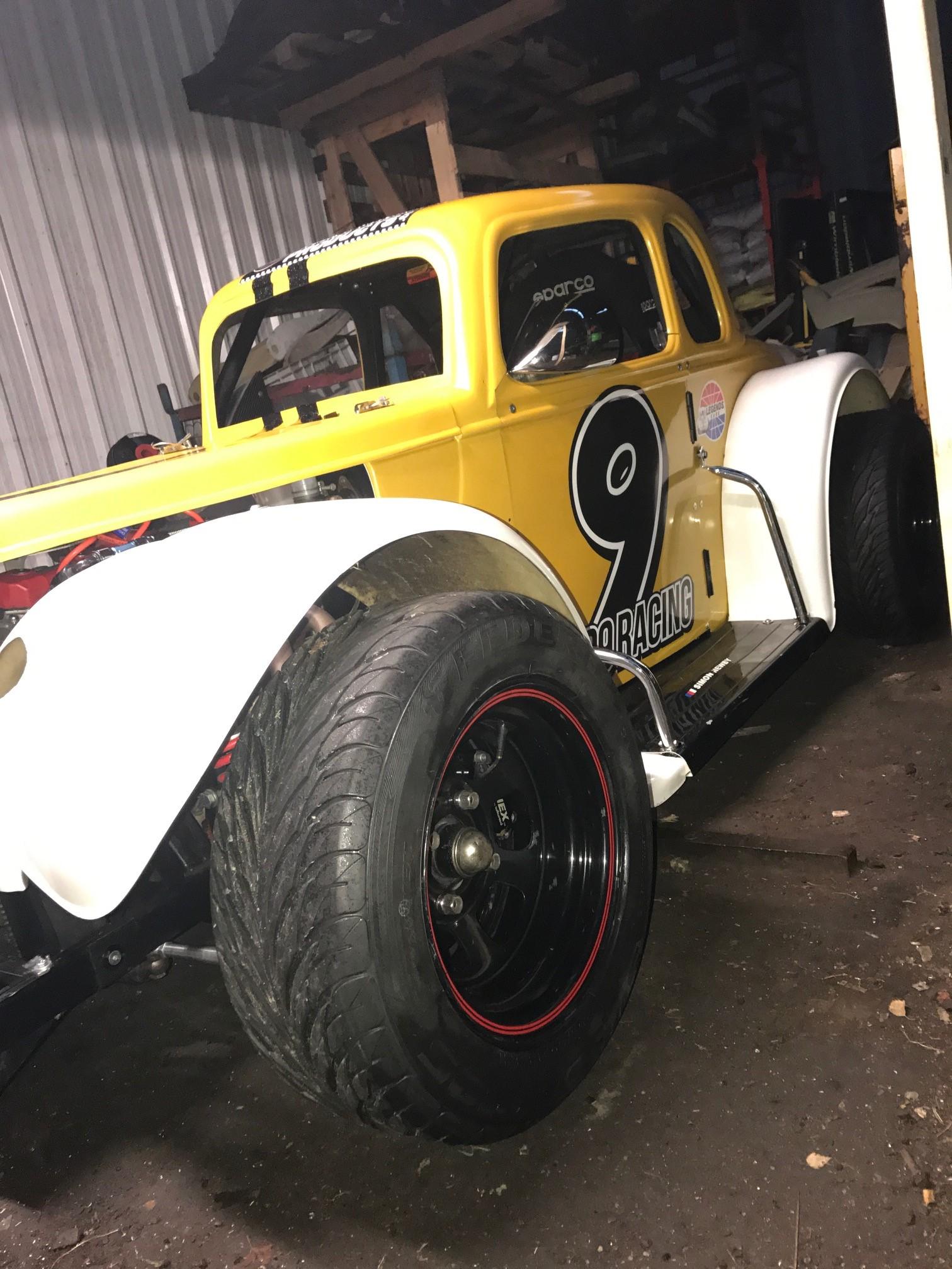 Cobra Kit Car >> Multiple Championship winning Legends Race Car Complete ...