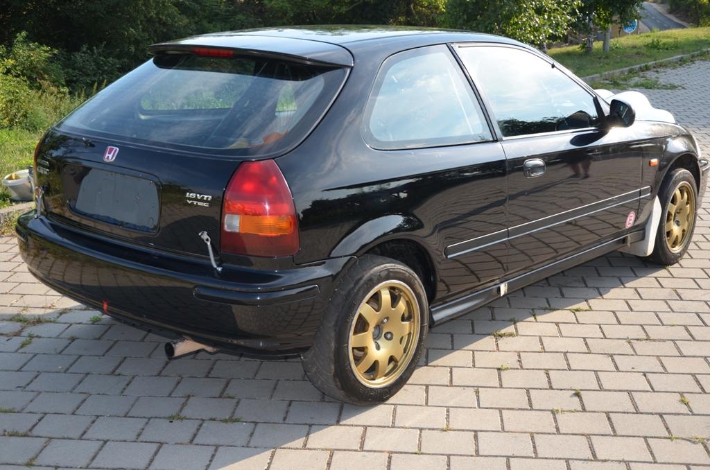 Honda civic vti top group 9 rally cars for sale at for Honda civic rally car
