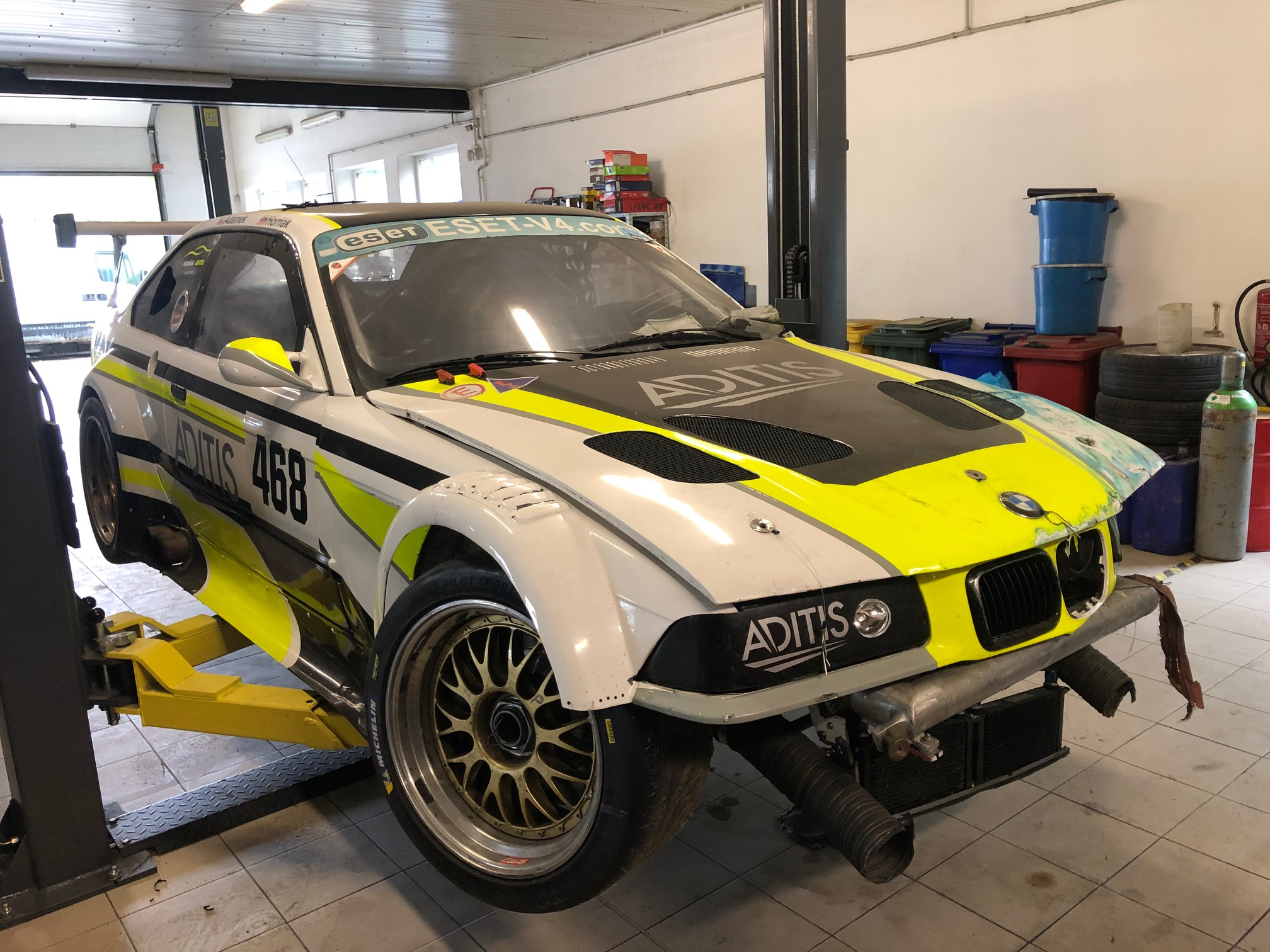 BMW M3 E36 GTR 3.2   Race Cars for sale at Raced & Rallied ...