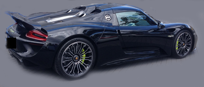 Performance Trackday Cars For Sale At: Diamonds For Sale - La Ferrari + Porsche 918