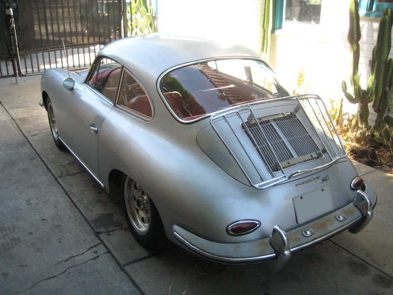 356 Porsche For Sale >> 1964 Porsche 356 SC Project Car Unfinished   Classic & Vintage cars for sale at Raced & Rallied ...