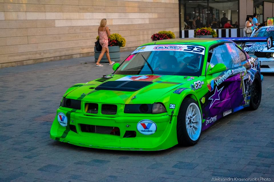 Performance Trackday Cars For Sale At: BMW E36 328 GTR Turbo Drift Car