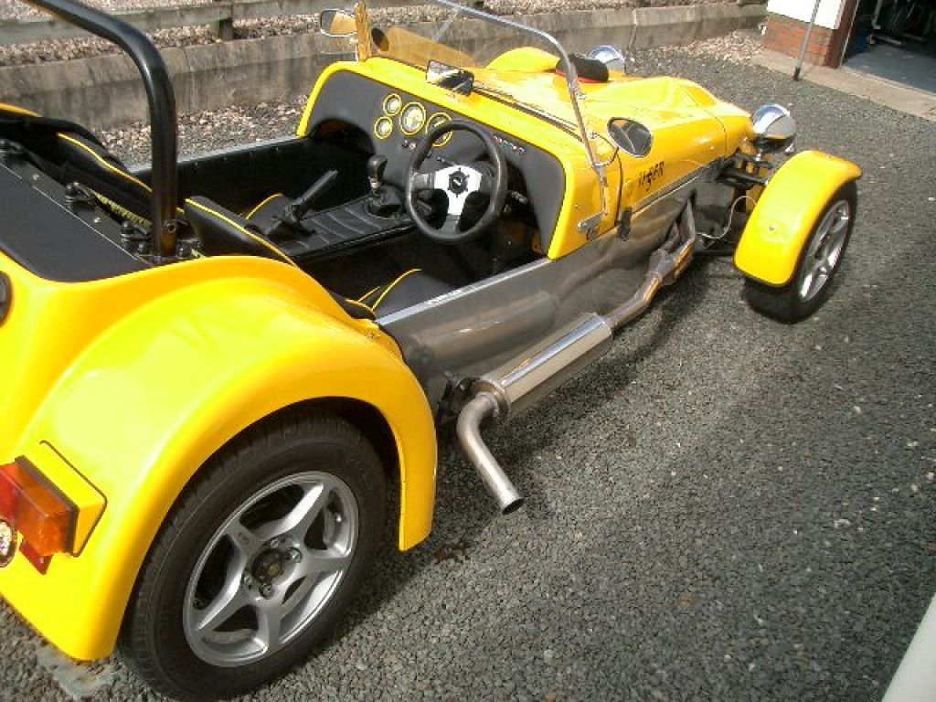 Cobra Kit Car >> 2005 Tiger cat e1 | Tiger kit cars for sale at Raced ...
