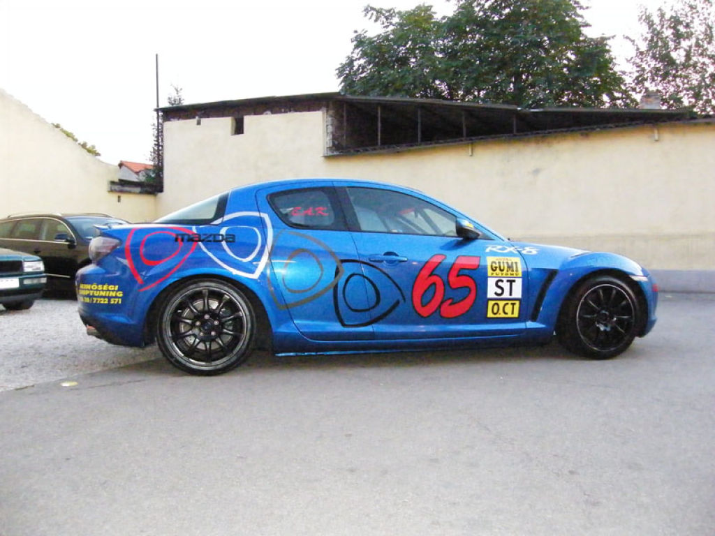 2005 Rx8 Koni Challenge Race Car For Sale: Race Cars For Sale At Raced & Rallied