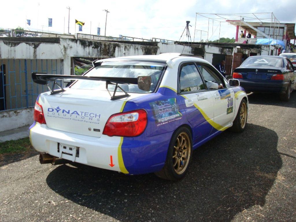 Performance Trackday Cars: 2002 (2003 Shape) WRX STI JDM Spec C Type RA