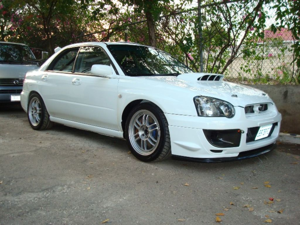 Performance Trackday Cars For Sale At: 2002 (2003 Shape) WRX STI JDM Spec C Type RA