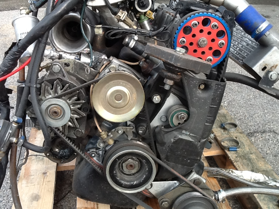 Fiat Uno Turbo Engine Race Car Parts For Sale At Raced