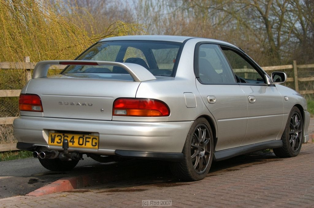 Performance Trackday Cars For Sale At: Fast Road/Track Subaru Impreza