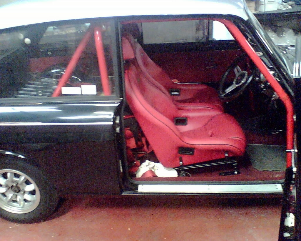 An Exceptional HILLMAN IMP 1963 | Rally Cars for sale at ...