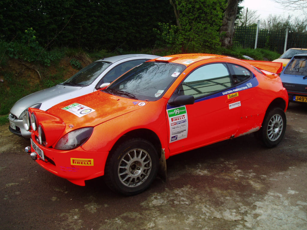 Cobra Kit Car >> Ford Puma S1600 Ex Works | Rally Cars for sale at Raced ...
