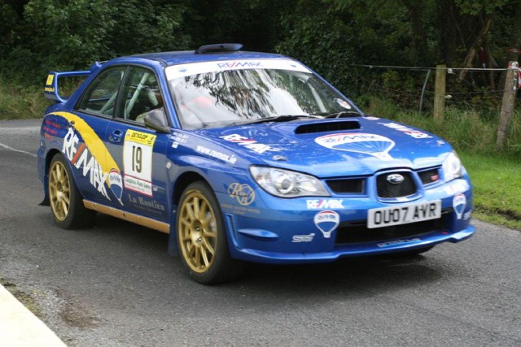 Subaru Impreza N12b Gpn Rally Cars For Sale At Raced Amp Rallied Rally Cars For Sale Race