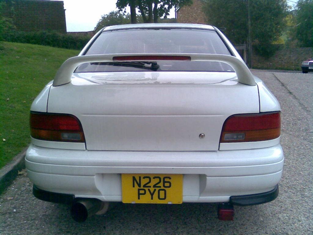 Performance Trackday Cars: 1996 { N REG } Subaru Impreza WRX STI {TRACK DAY CAR
