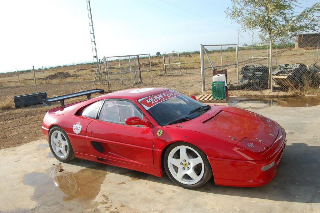 Ferrari 355 Challenge Gt Race Cars For Sale At Raced