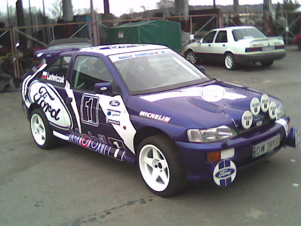 Cheap Cars For Sale >> FORD ESCORT COSWORTH | Rally Cars for sale at Raced ...
