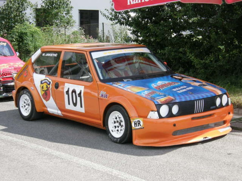 Jump Box For Cars >> Fiat Ritmo | Race Cars for sale at Raced & Rallied | rally cars for sale, race cars for sale
