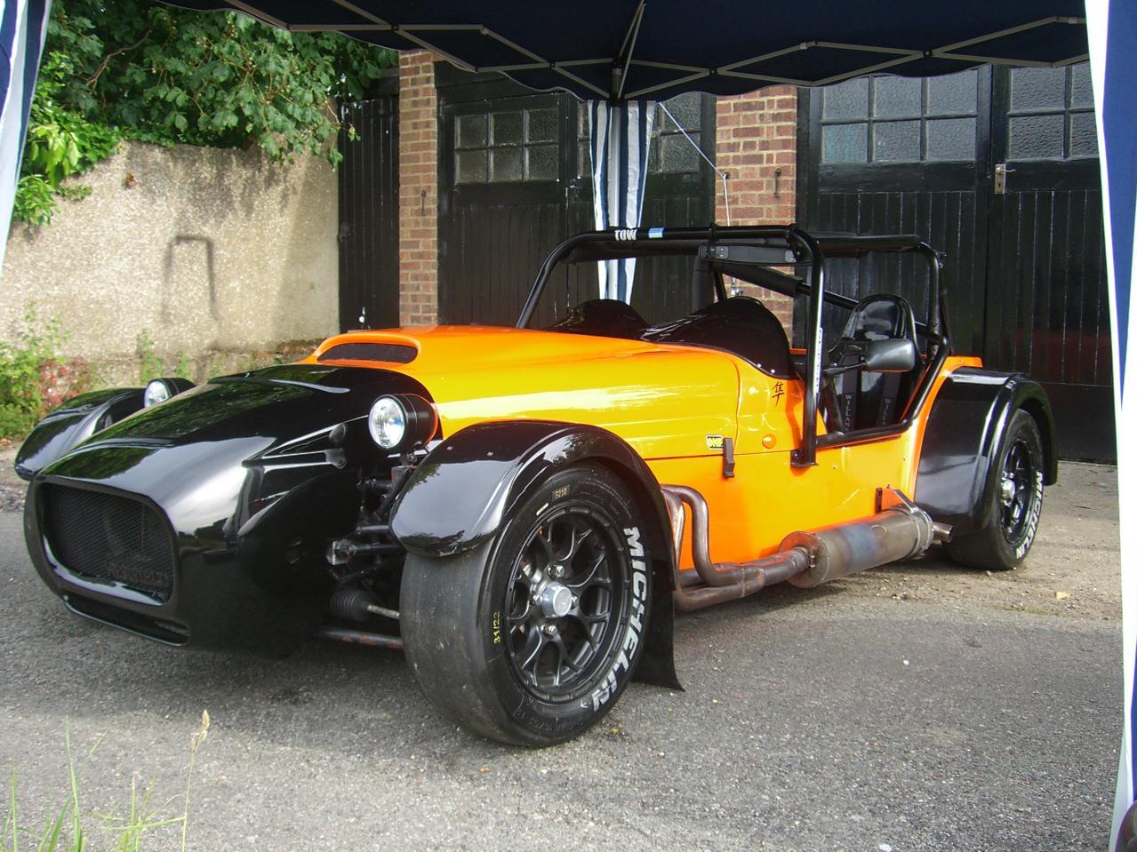 Street Legal Race Cars For Sale >> Westfield Megabusa Road Legal Race/Track Car - Price ...