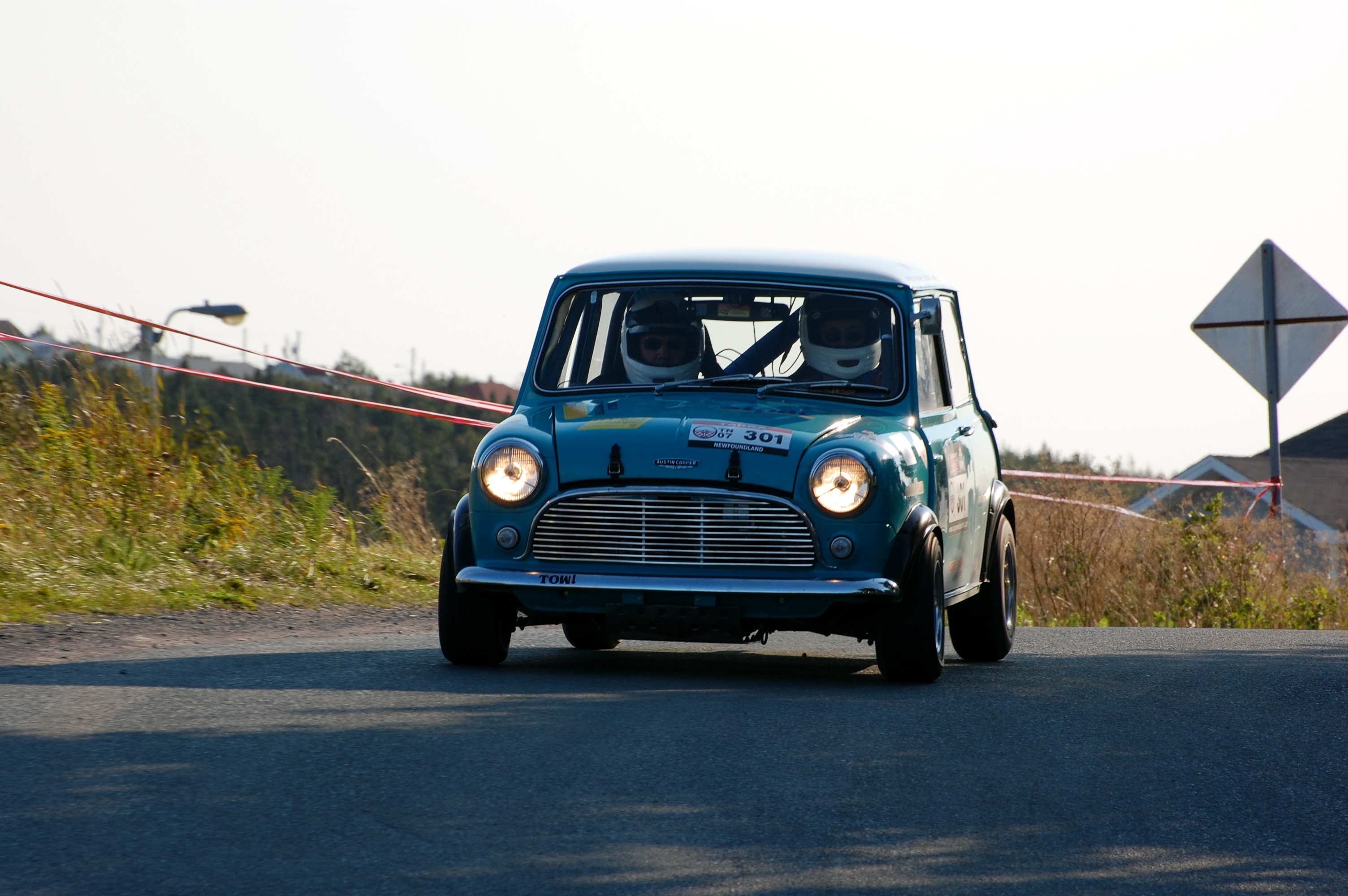1962 austin mini cooper rally car rally cars for sale at for Mini motor cars for sale
