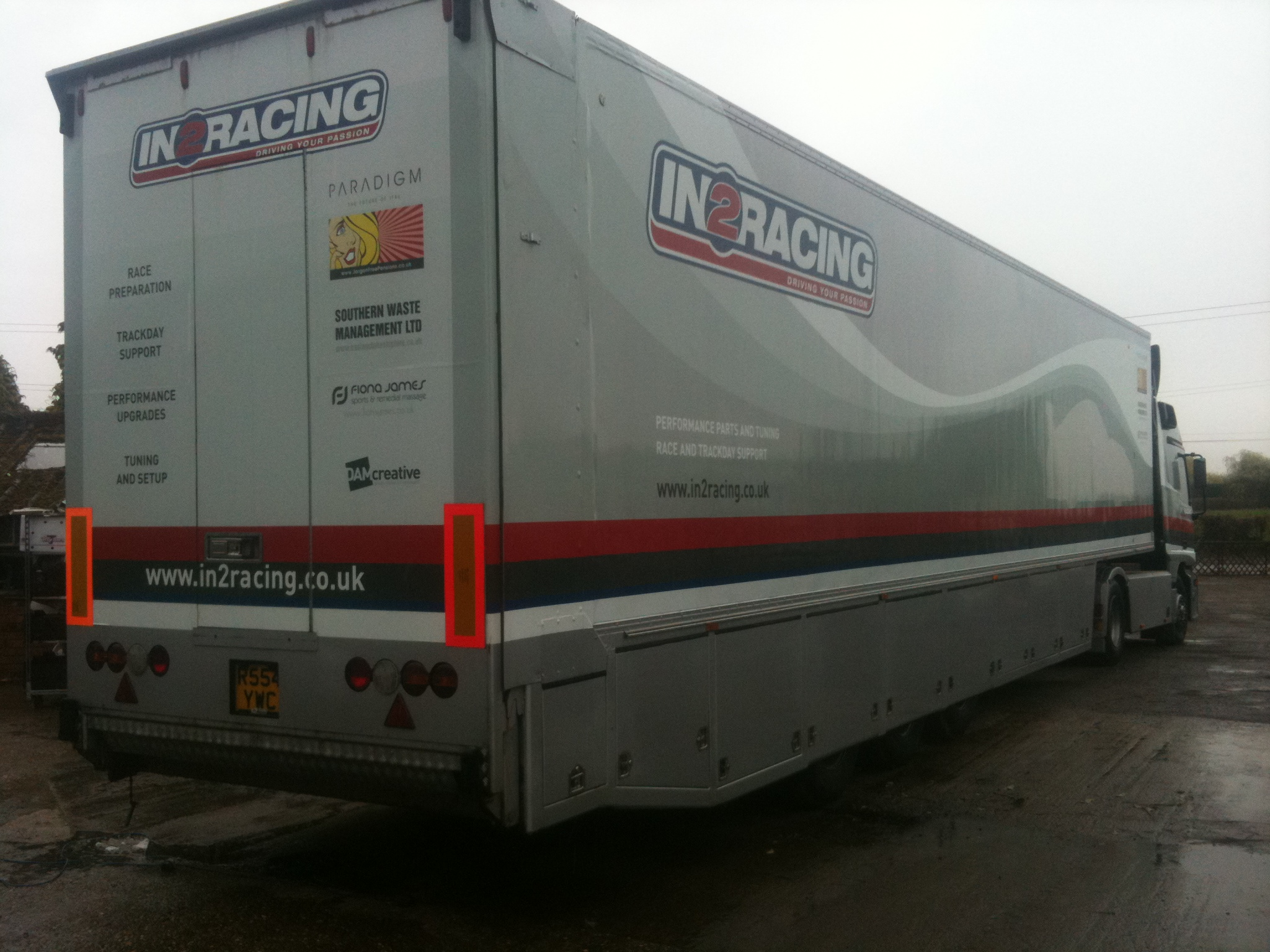 3 Car Race Transporter Trailers Amp Transporters For Sale At Raced Amp Rallied Rally