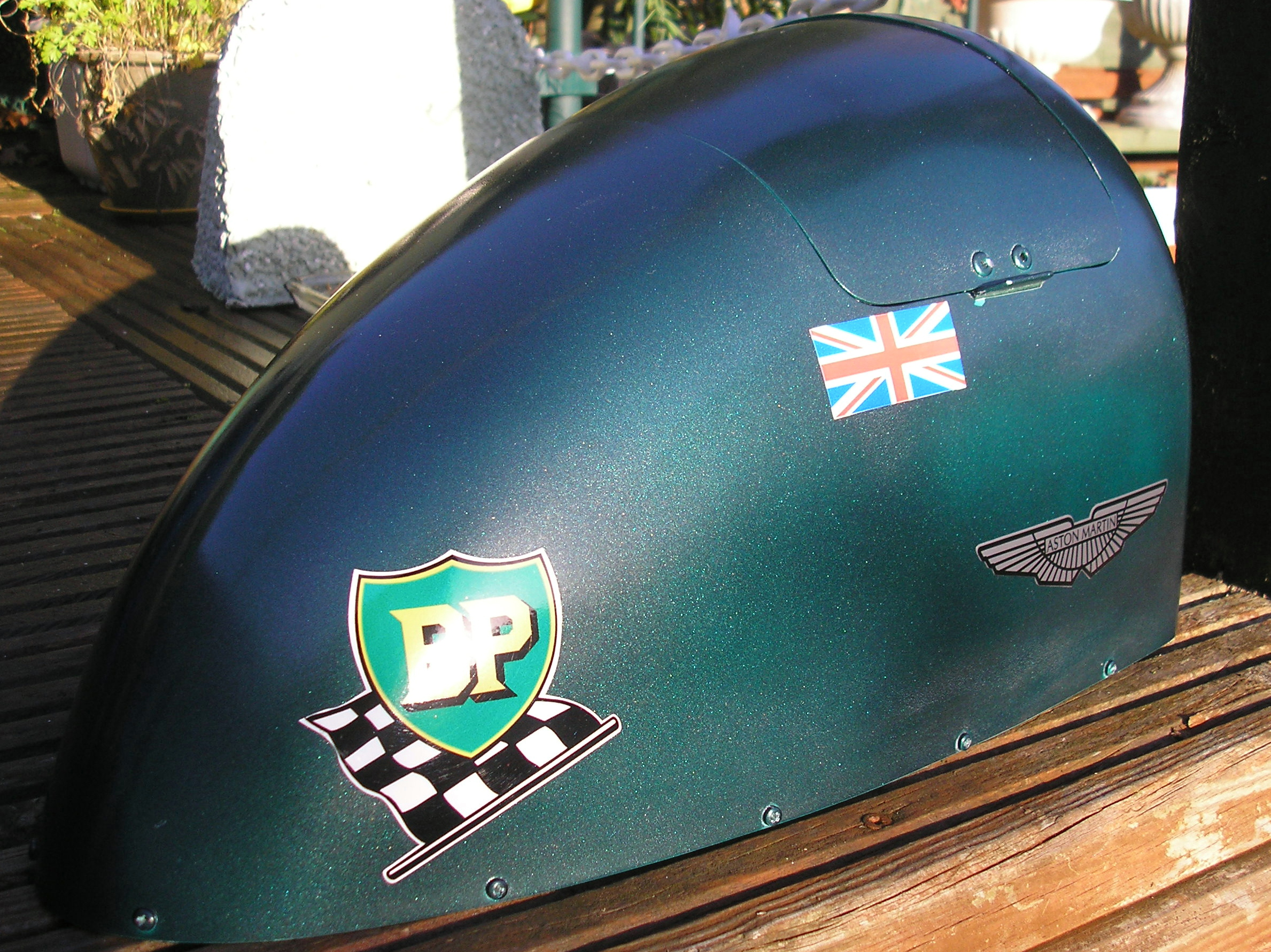 Cobra Kit Car >> headrest fairing | Classic & Vintage car parts at Raced ...
