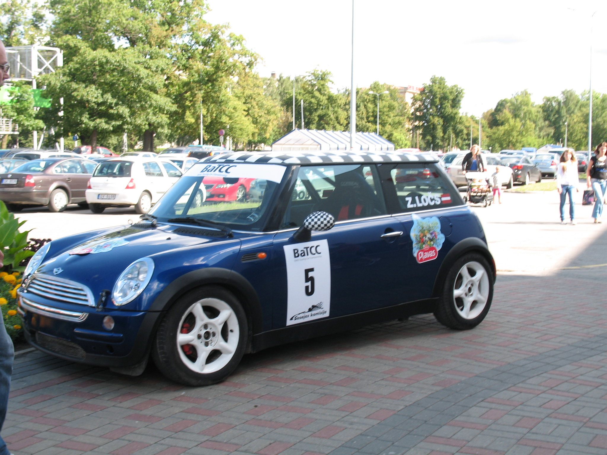 Mini cooper race cars for sale at raced rallied for Mini motor cars for sale