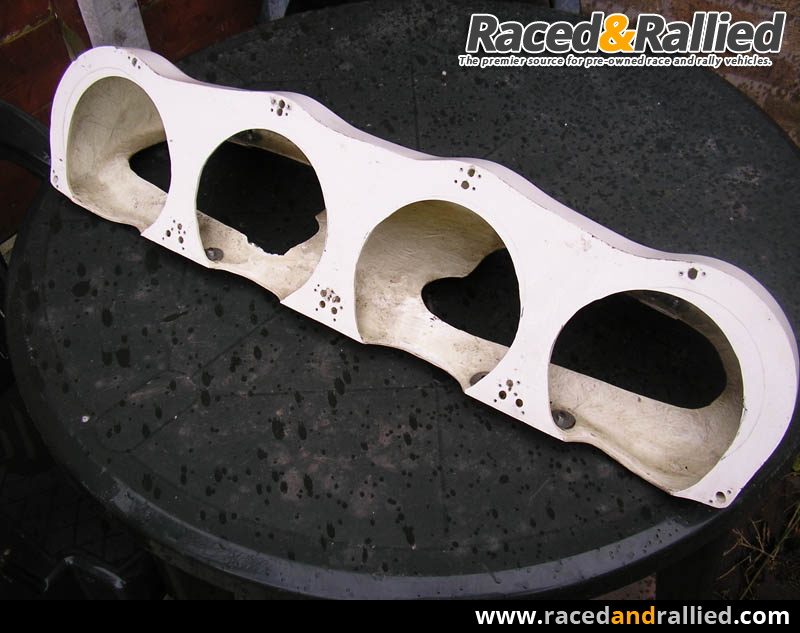 Race Cars For Sale >> Lamp pod from Mitsubishi Evo 1/2/3 | Rally Car Parts for sale at Raced & Rallied | rally cars ...