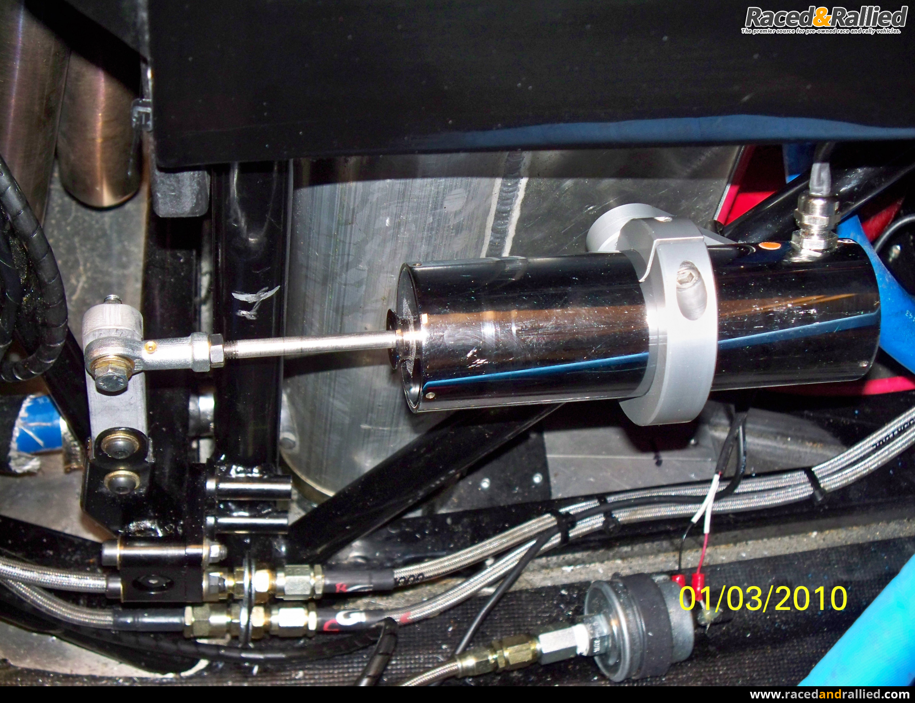 Electric Gear Shifts For Sequential Gearbox S