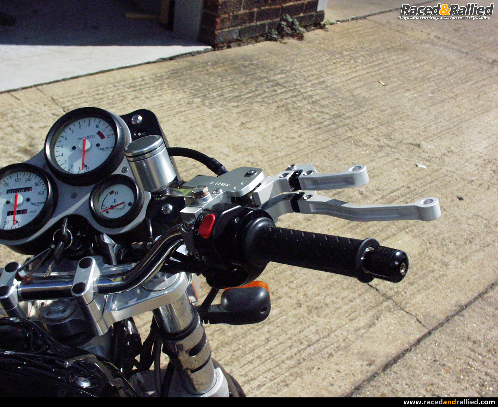 K Lever2 Motorcycle Dual Lever System