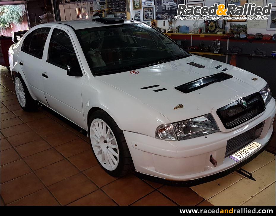 Skoda Octavia WRC evo III | Rally Cars for sale at Raced ...