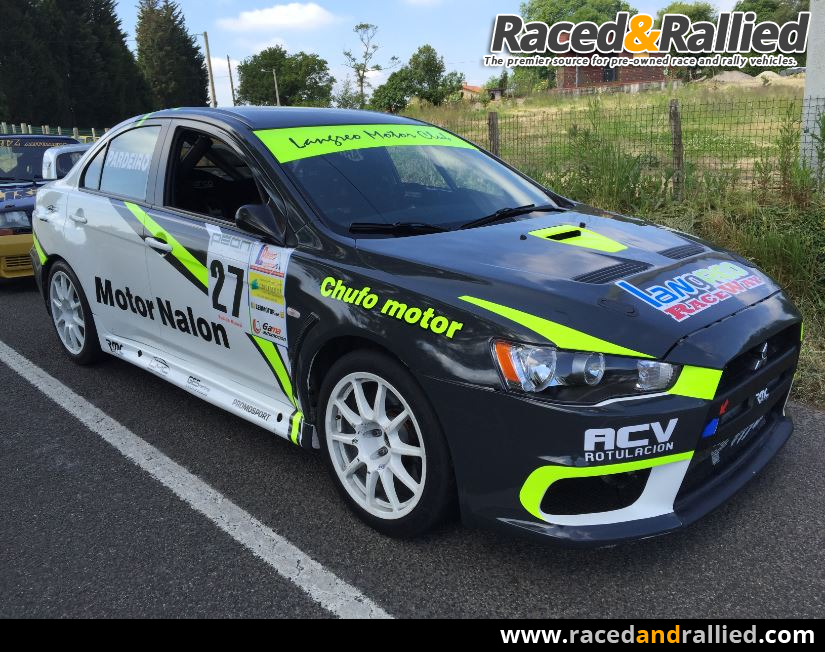 For rent or sale Mitsubishi Evo X | Rally Cars for sale at Raced ...