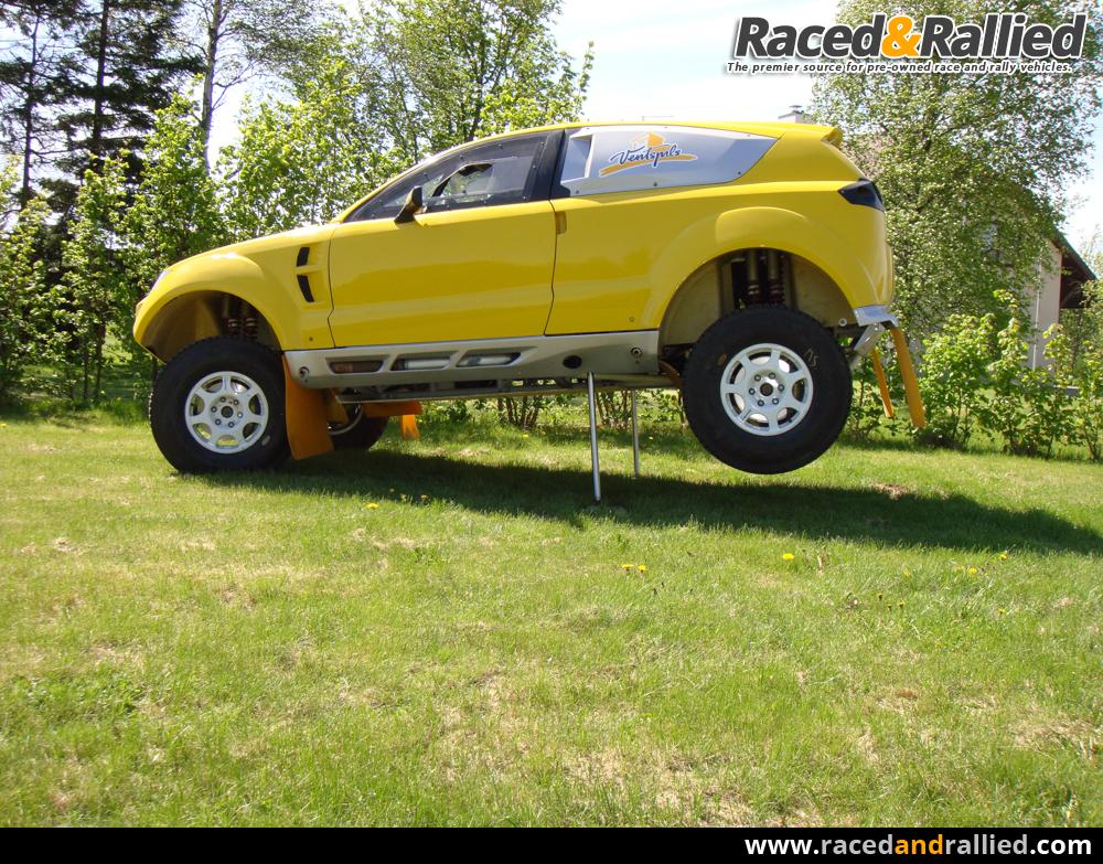 Oscar O3 Rally Raid Car Rally Cars For Sale At Raced