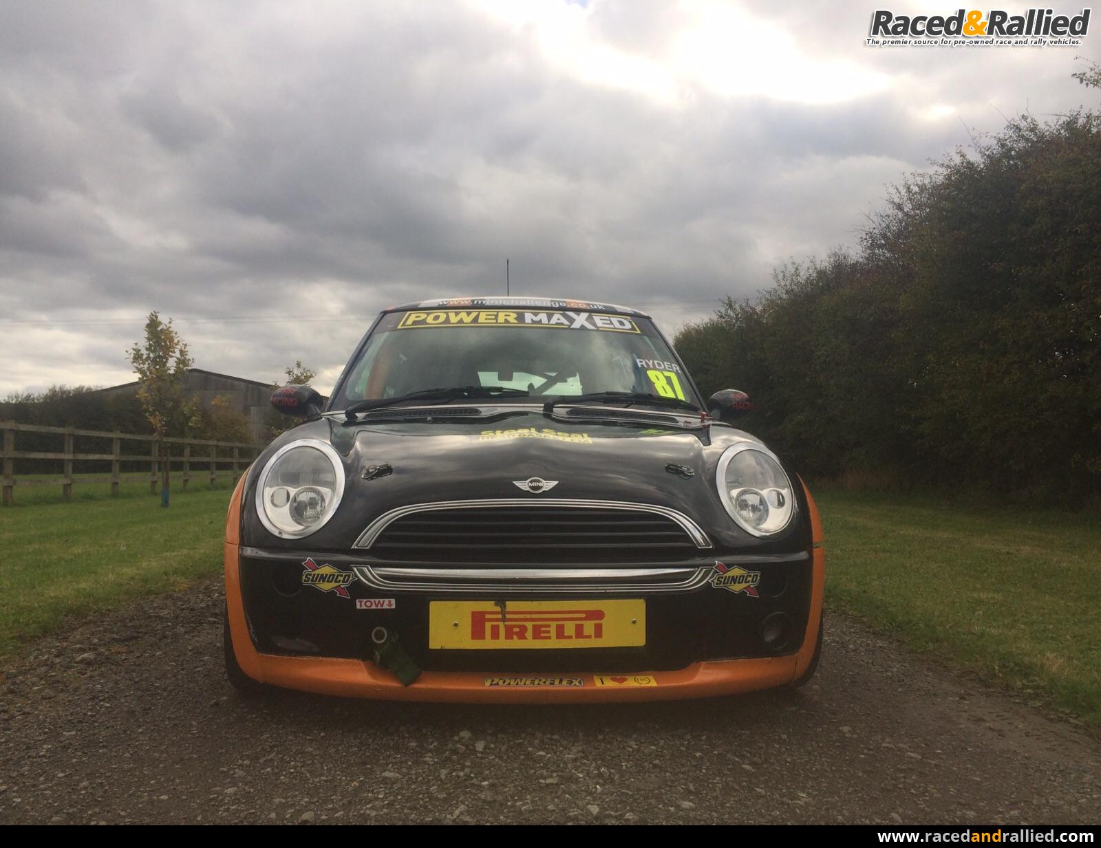 2015 MINI Challenge Race Car Cooper or Scottish Mini Track ...
