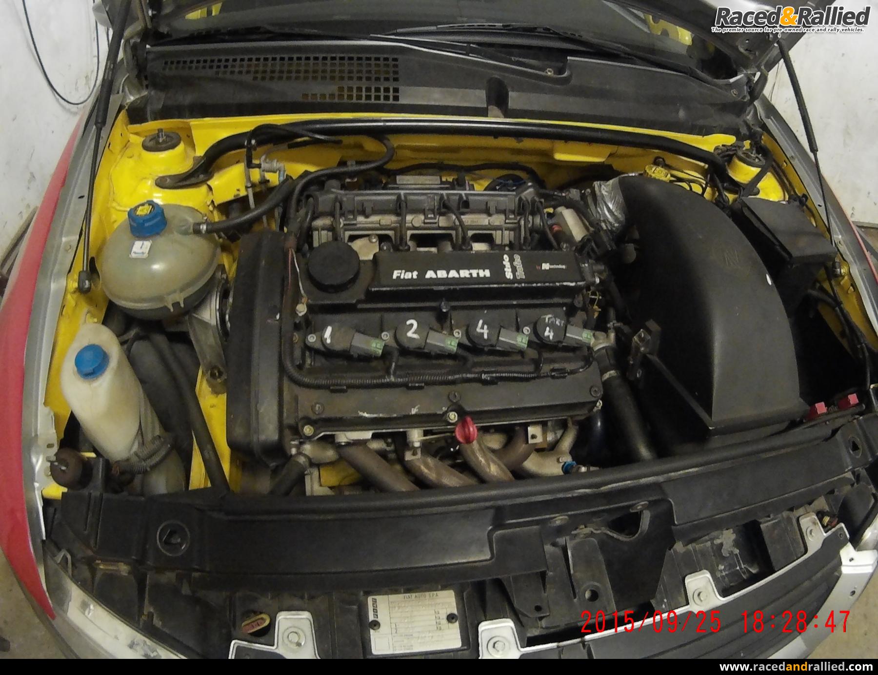 Cobra Kit Car >> Fiat Stilo Abarth Trophy | Rally Cars for sale at Raced & Rallied | rally cars for sale, race ...