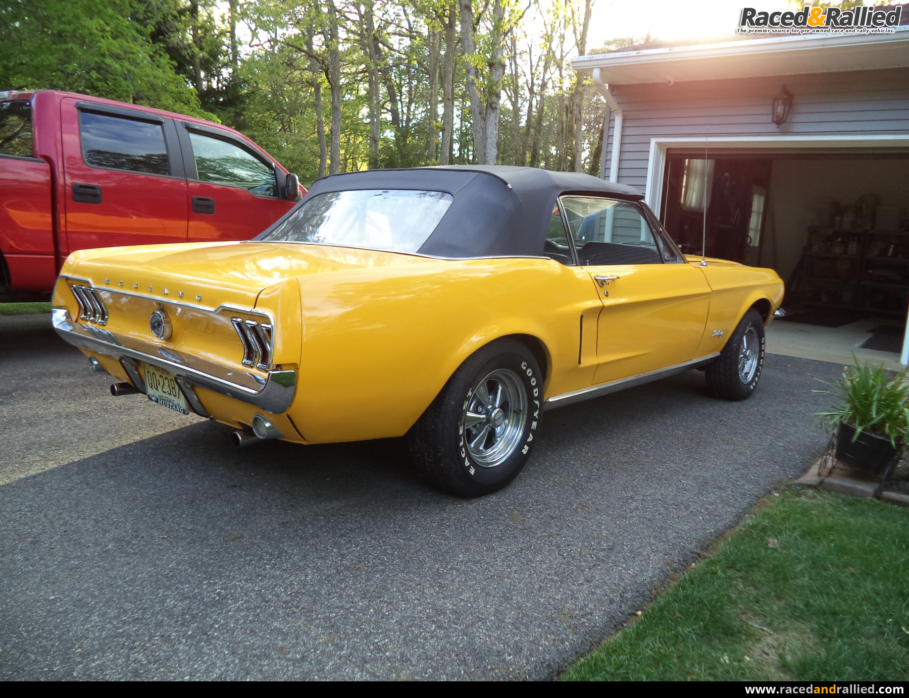 1967 Ford Mustang Convertible | Classic & Vintage cars for sale at ...