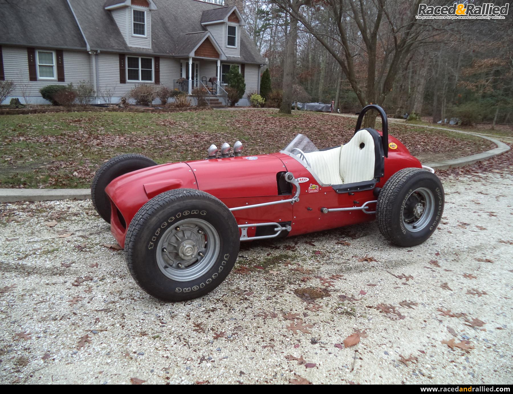 1958 Sprint car Vintage Race Car Paul Doody Special | Race Cars for ...