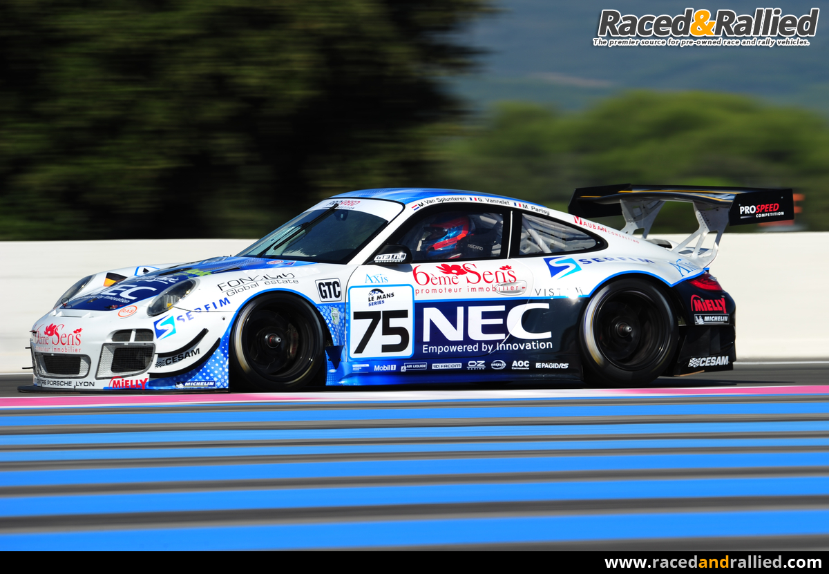 Porsche 997 GT3R (2013) | Race Cars for sale at Raced & Rallied ...