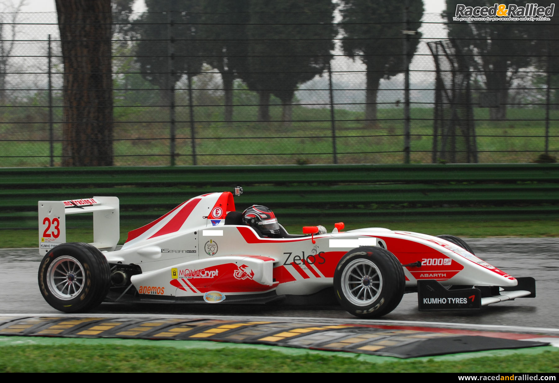 Formula Abarth Race Cars For Sale At Raced Amp Rallied