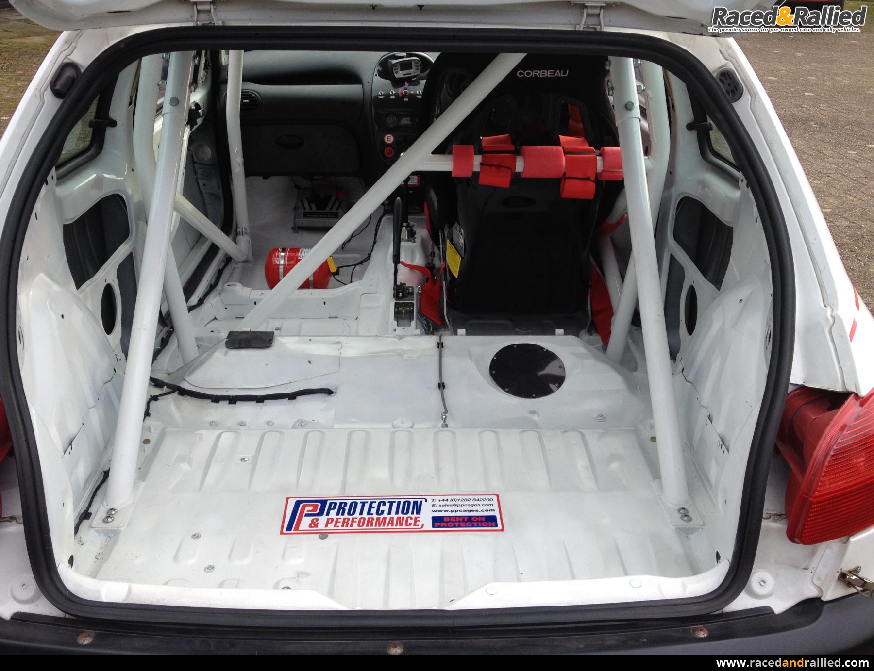 Peugeot 206 Race car,Rally,Sprint/hillclimb, Track 274 BHP | Race ...