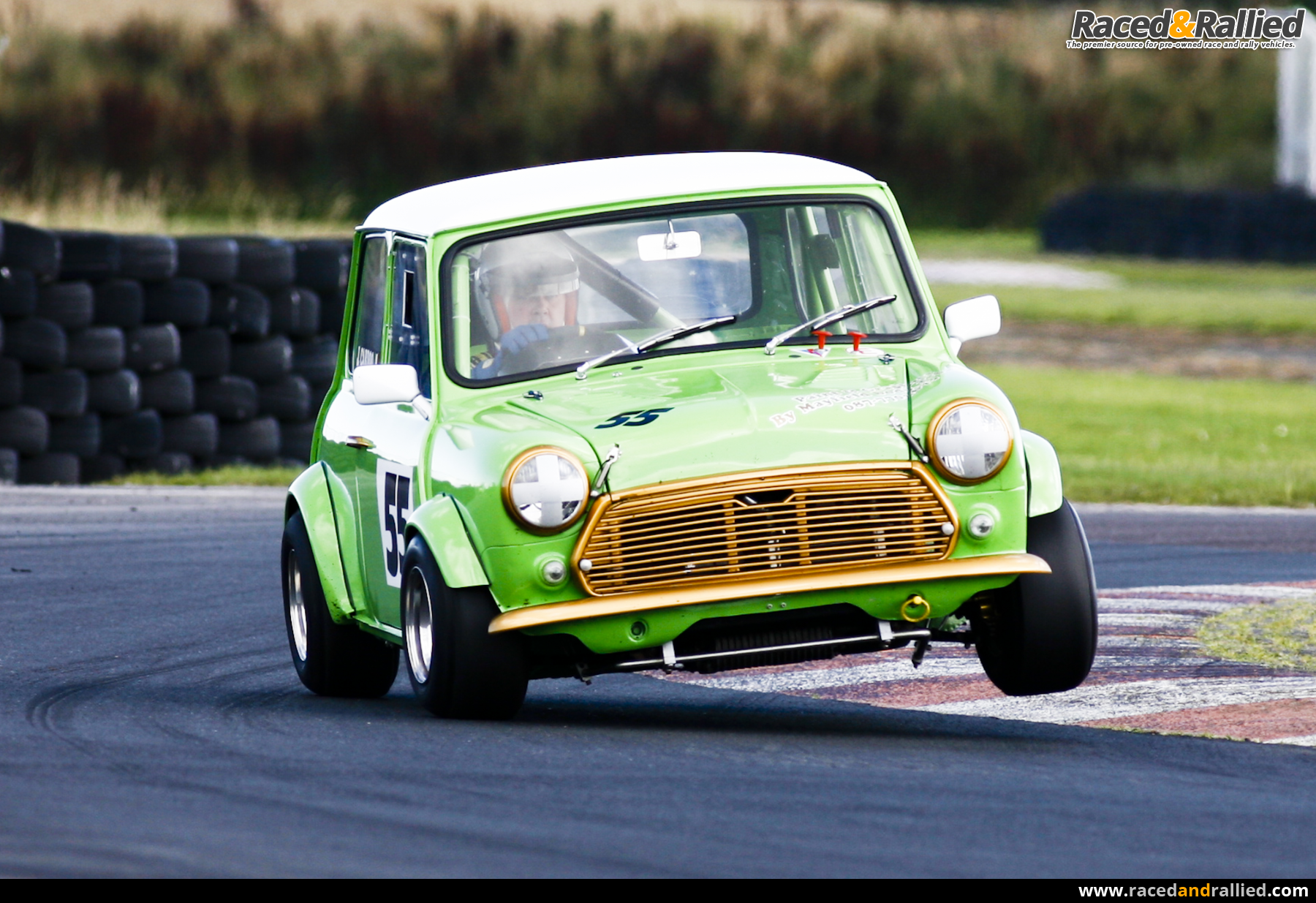 Mini Race Car | Race Cars for sale at Raced & Rallied | rally cars ...